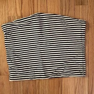 Pacsun striped tube top